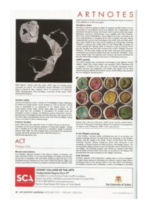 thumbnail of Art Monthly Magazine, Art Notes, Issue 206 p58