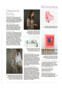 thumbnail of Art Monthly Magazine, Art Notes, Issue 218 p63