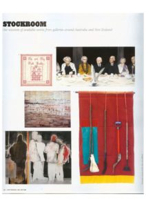 thumbnail of Art World Magazine, Stockroom Issue Aug-Sept