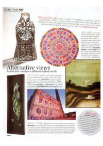 thumbnail of Belle Magazine Aug-Sept Issue 2011, p 60