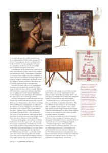thumbnail of Michael Reid 'Collecting Art', Vogue Living, Autumn-Winter 2011, p32
