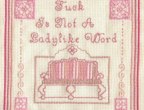 A Ladylike Word