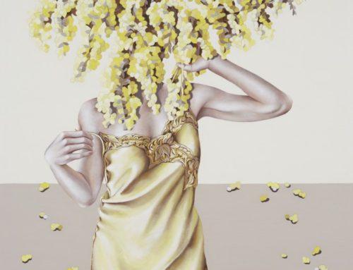 Elegant Surrender (Golden Wattle)